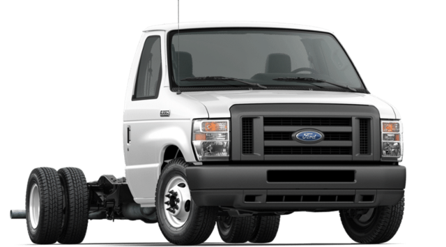 2018 Ford E-450 16ft Box Van Commercial Box Van